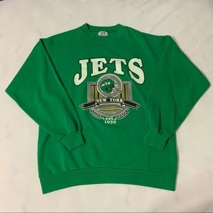 Vintage 90s NFL Football New York Jets Sweatshirt